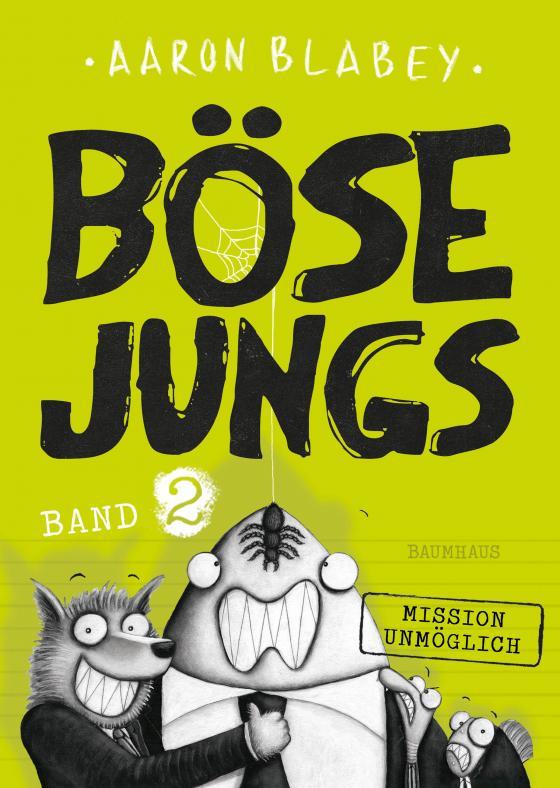 Cover-Bild Böse Jungs - Mission Unmöglich
