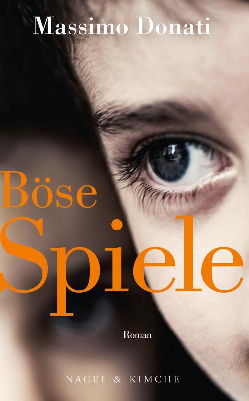 Cover-Bild Böse Spiele