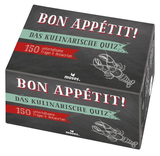 Cover-Bild Bon appétit!