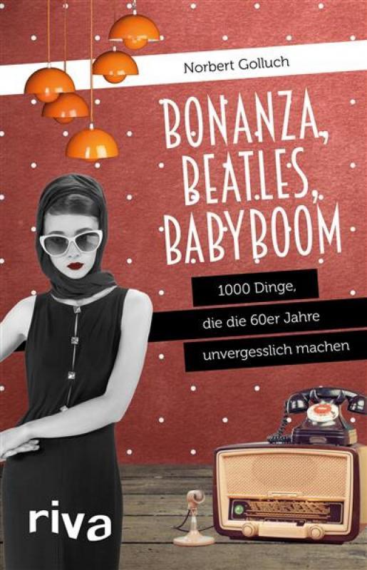Cover-Bild Bonanza, Beatles, Babyboom
