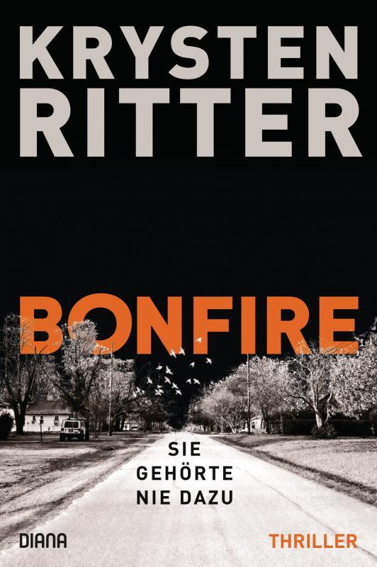 Cover-Bild Bonfire – Sie gehörte nie dazu