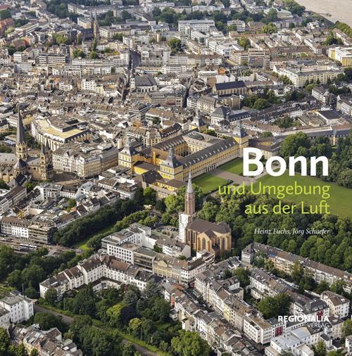 Cover-Bild Bonn und Umgebung aus der Luft