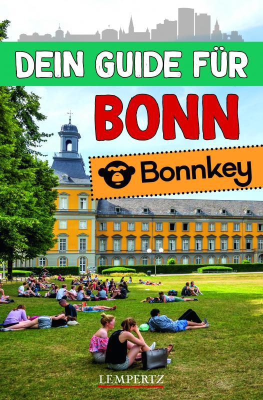 Cover-Bild BONNKEY: Dein Guide für Bonn