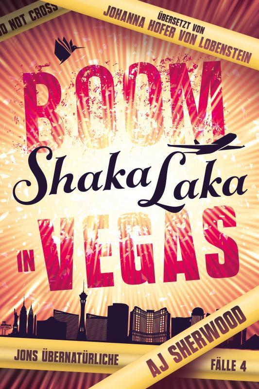 Cover-Bild Boom Shaka Laka in Vegas