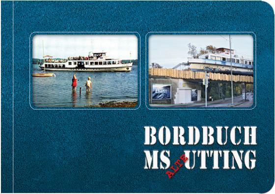 Cover-Bild Bordbuch MS Utting