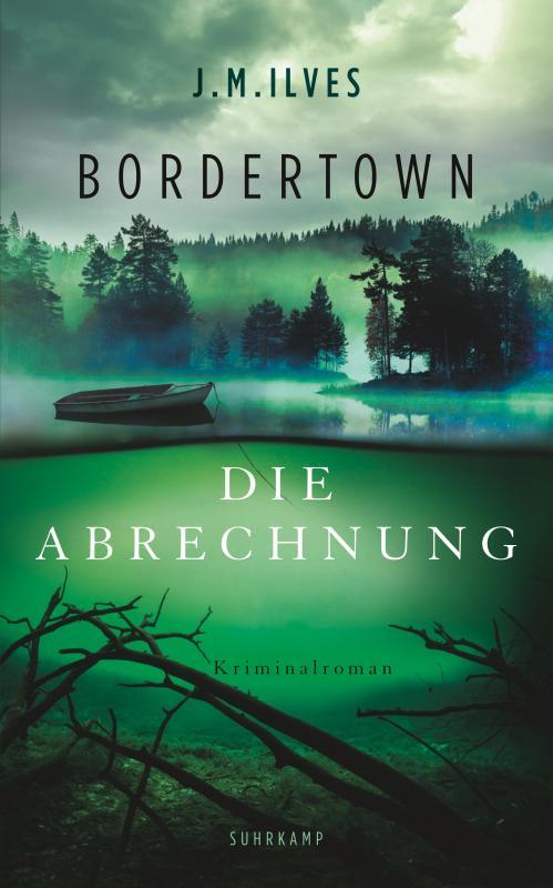 Cover-Bild Bordertown – Die Abrechnung