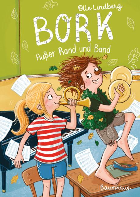 Cover-Bild Bork - Außer Rand und Band