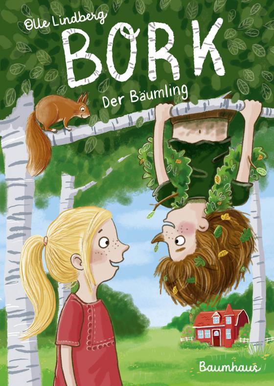 Cover-Bild Bork - Der Bäumling