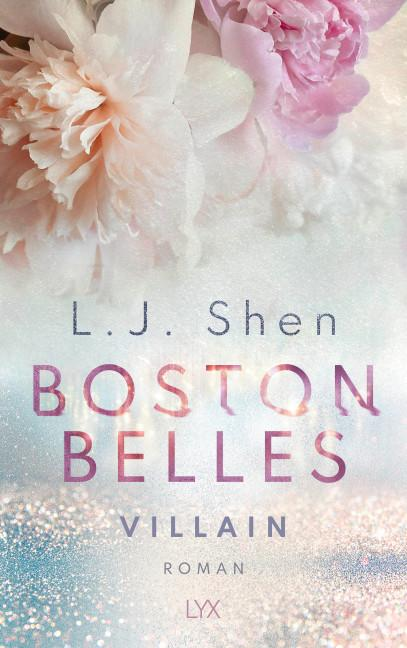 Cover-Bild Boston Belles - Villain