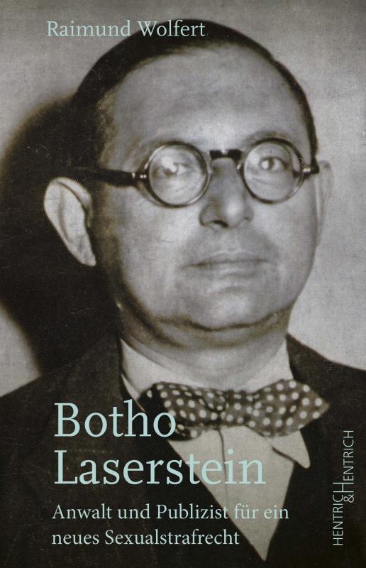 Cover-Bild Botho Laserstein