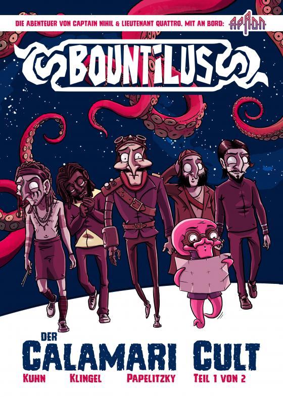 Cover-Bild Bountilus