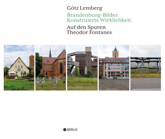 Cover-Bild Brandenburg-Bilder