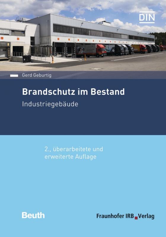 Cover-Bild Brandschutz im Bestand
