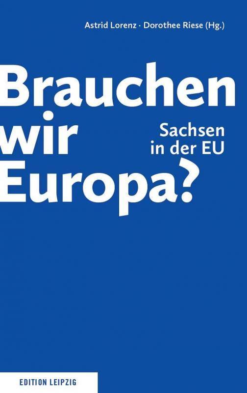 Cover-Bild Brauchen wir Europa?