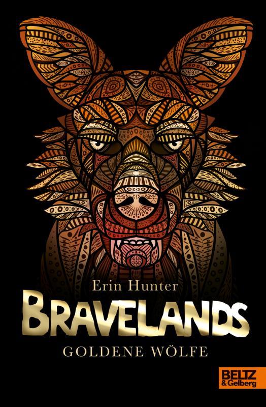 Cover-Bild Bravelands - Goldene Wölfe