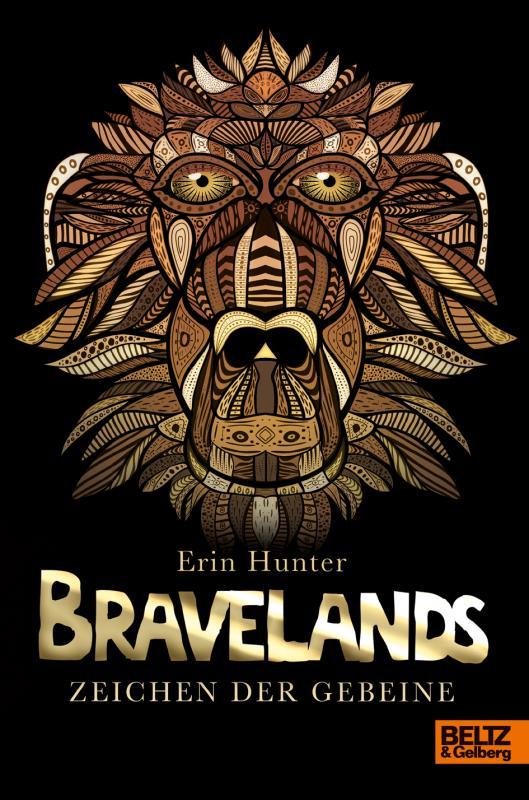 Cover-Bild Bravelands. Zeichen der Gebeine