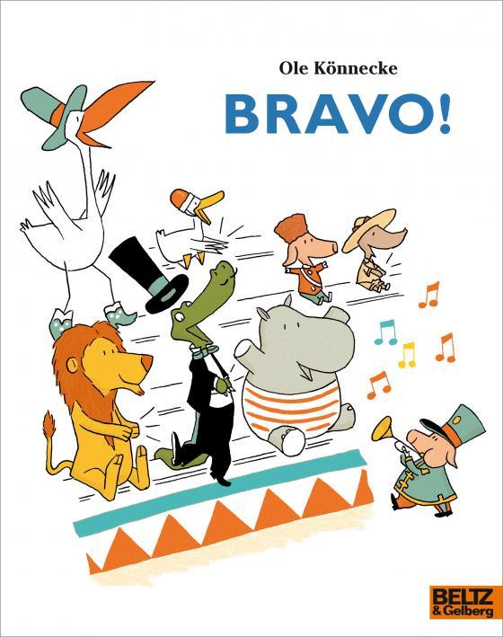Cover-Bild Bravo!