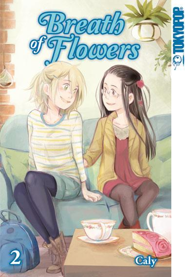 Cover-Bild Breath of Flowers 02