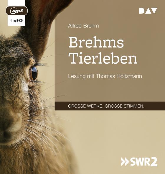 Cover-Bild Brehms Tierleben