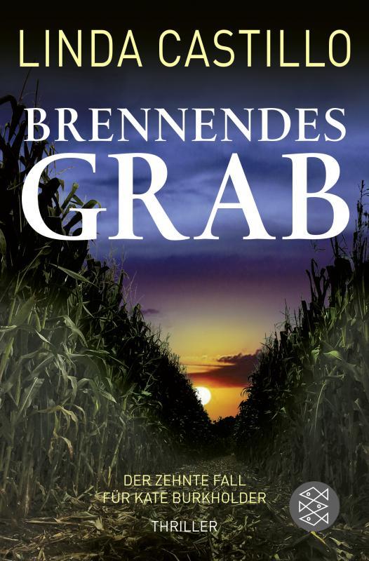 Cover-Bild Brennendes Grab