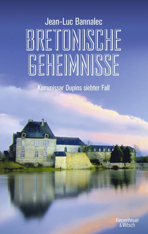 Cover-Bild Bretonische Geheimnisse