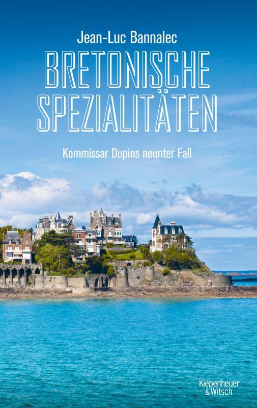 Cover-Bild Bretonische Spezialitäten