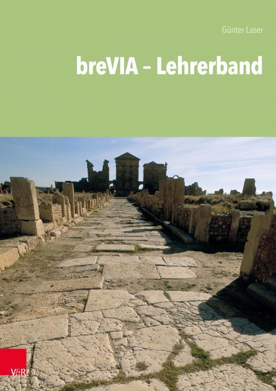 Cover-Bild breVIA - Lehrerband