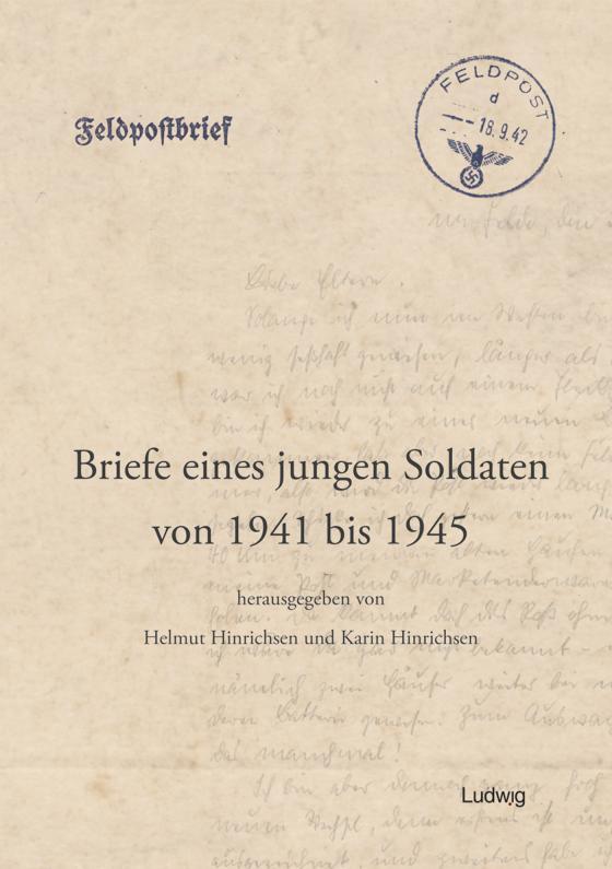 Cover-Bild Briefe eines jungen Soldaten von 1941 bis 1945