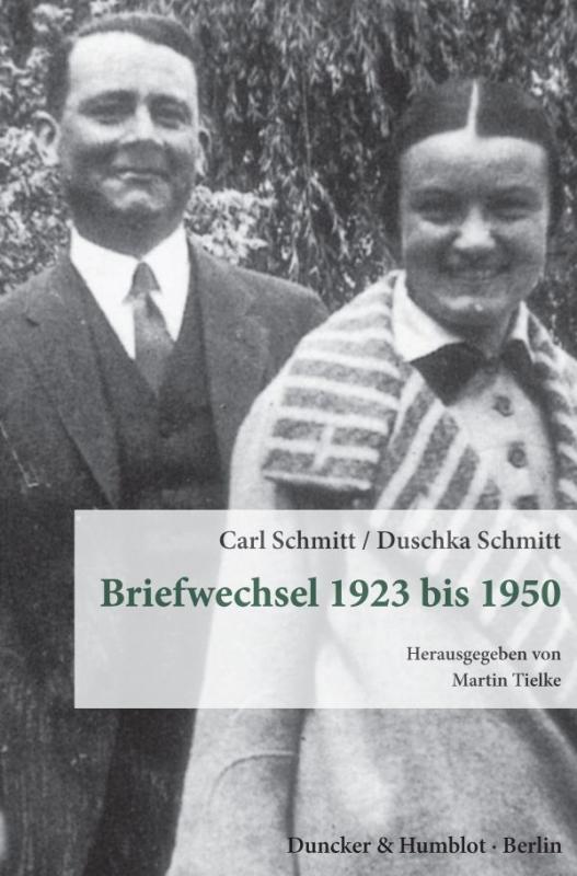 Cover-Bild Briefwechsel 1923 bis 1950.