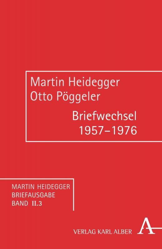 Cover-Bild Briefwechsel 1957-1976