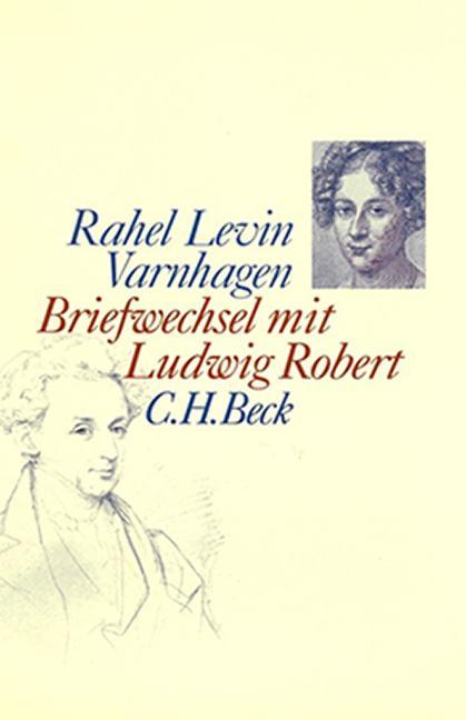 Cover-Bild Briefwechsel mit Ludwig Robert