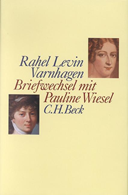Cover-Bild Briefwechsel mit Pauline Wiesel