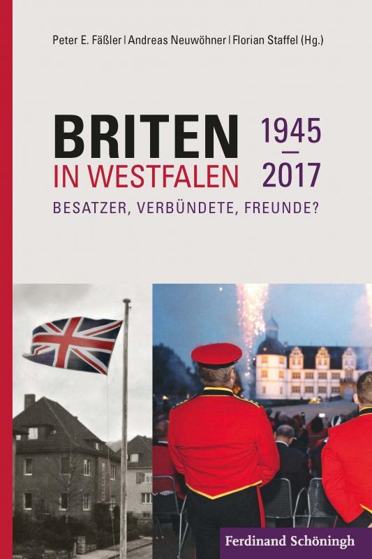 Cover-Bild Briten in Westfalen 1945-2017
