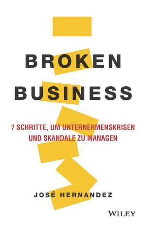 Cover-Bild Broken Business