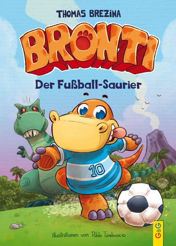 Cover-Bild Bronti - Der Fußball-Saurier