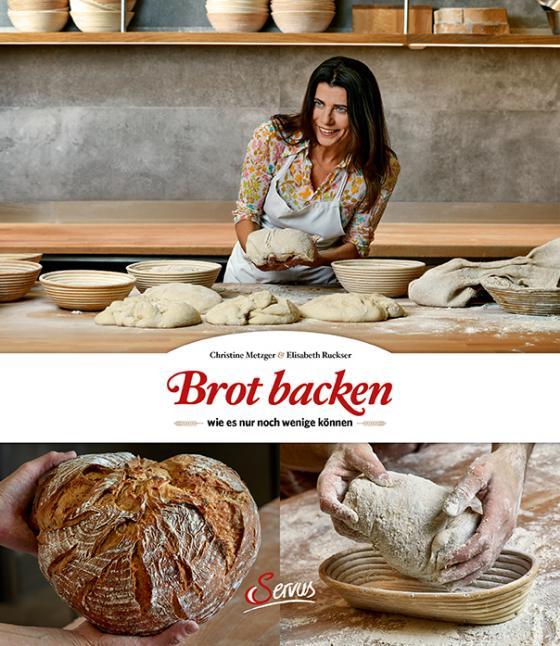 Cover-Bild Brot backen, wie es nur noch wenige können