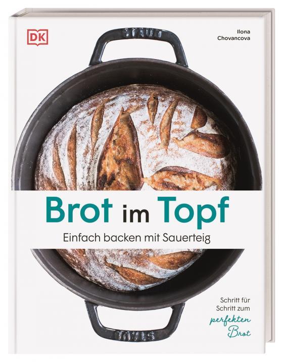 Cover-Bild Brot im Topf