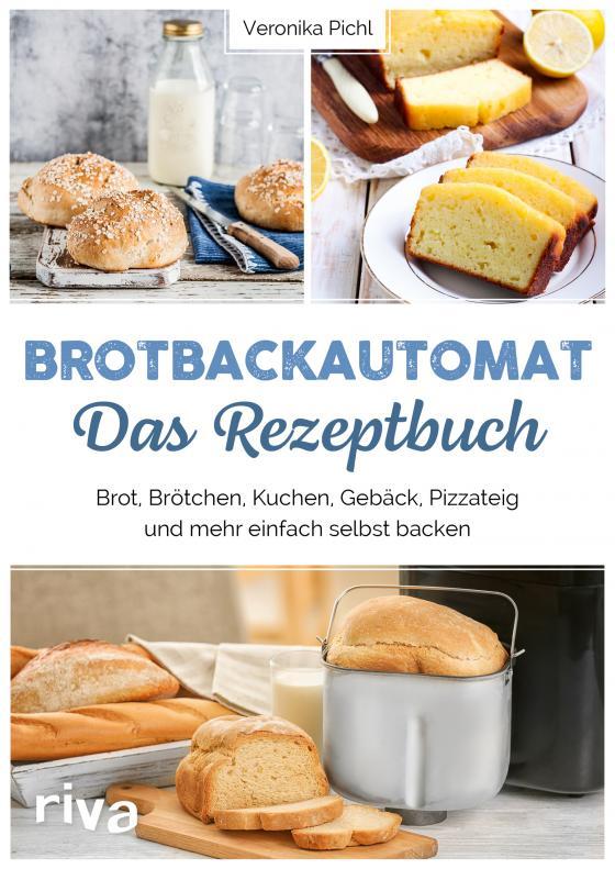 Cover-Bild Brotbackautomat – Das Rezeptbuch