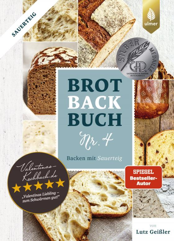 Cover-Bild Brotbackbuch Nr. 4