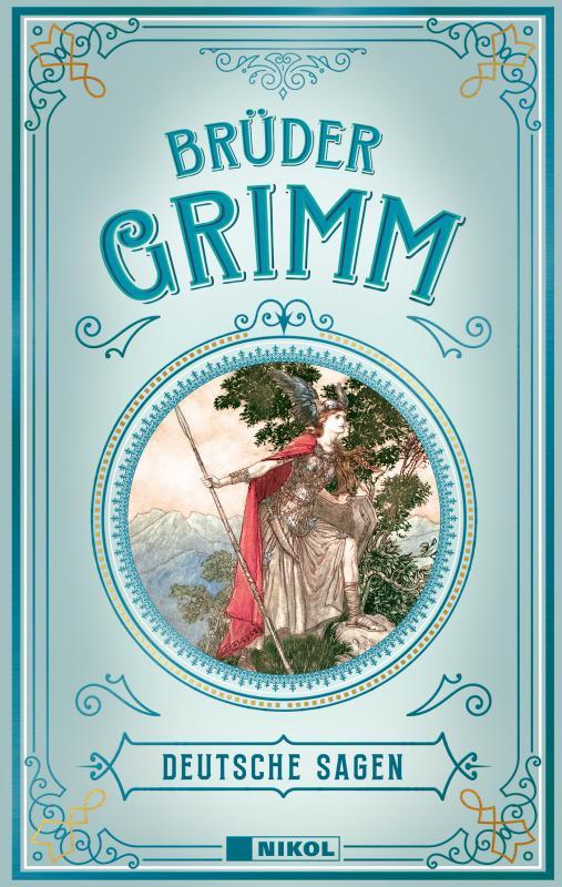 Cover-Bild Brüder Grimm: Deutsche Sagen