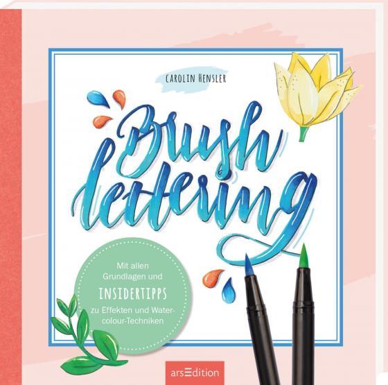 Cover-Bild Brushlettering