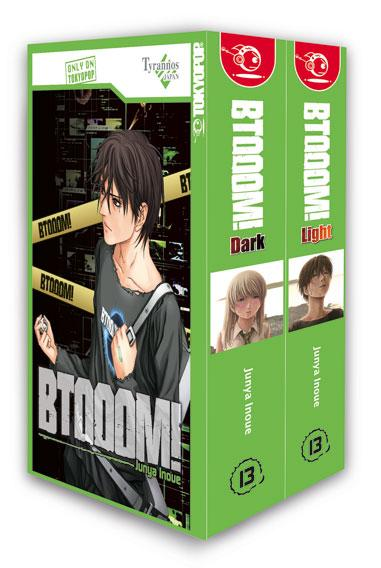 Cover-Bild BTOOOM! Box 05