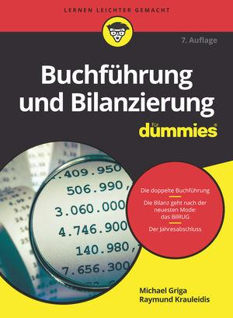 Cover-Bild Buchführung und Bilanzierung für Dummies
