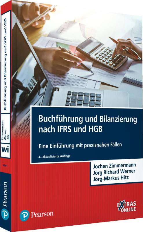 Cover-Bild Buchführung und Bilanzierung nach IFRS und HGB