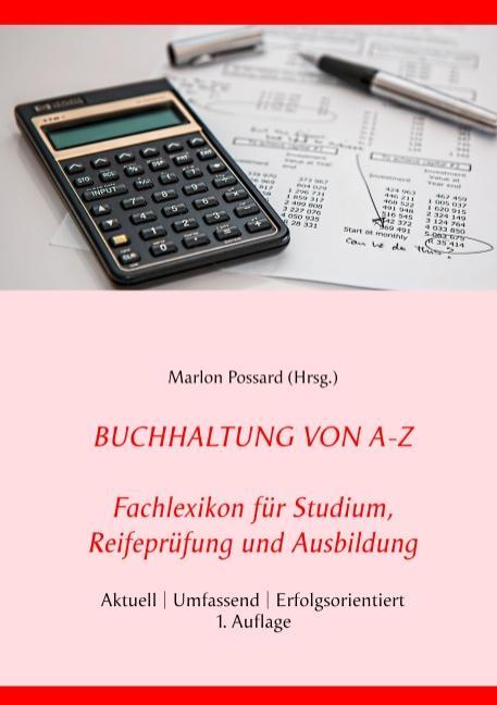 Cover-Bild Buchhaltung von A-Z