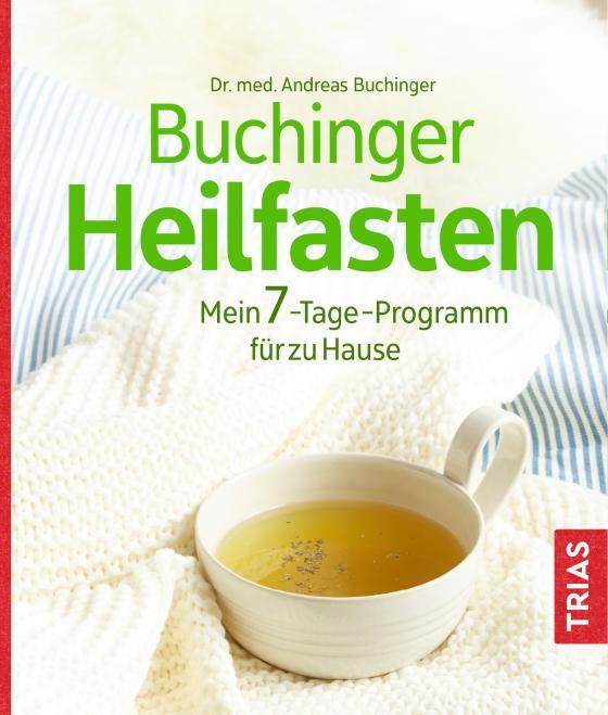 Cover-Bild Buchinger Heilfasten