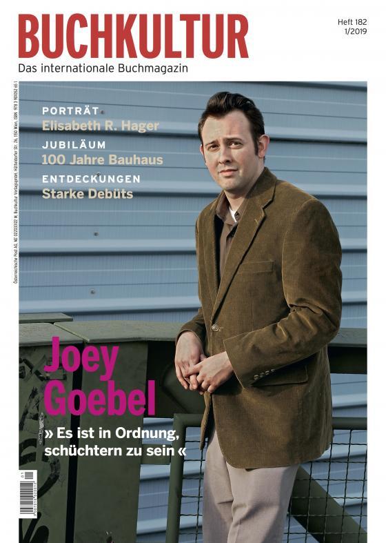 Cover-Bild Buchkultur Nr. 182