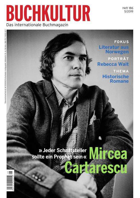 Cover-Bild Buchkultur Nr. 186