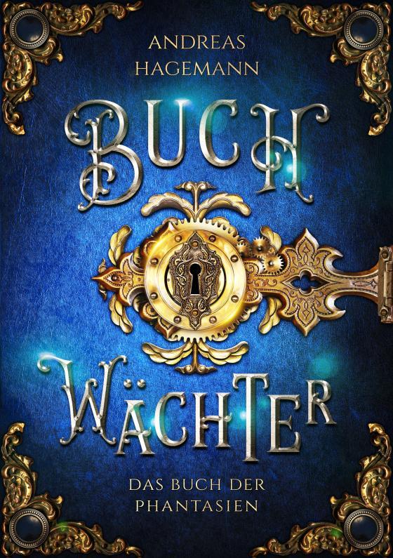 Cover-Bild Buchwächter Band 1