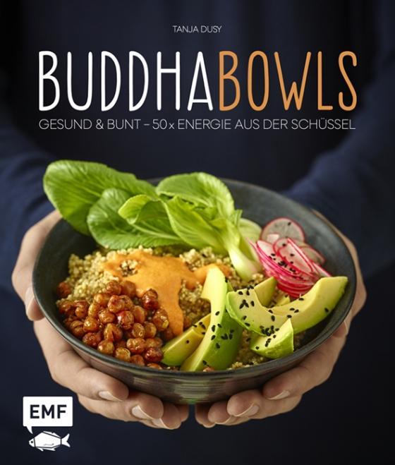 Cover-Bild Buddha-Bowls